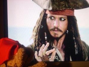 JackBearow trifft Jack Sparrow