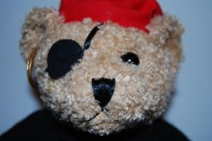 Scharfer Bär