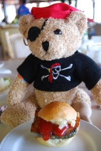 Jack Bearow's Fishburger