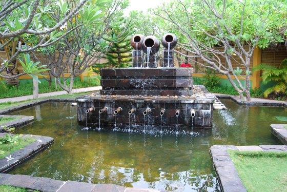 Paradise Island Spa - Brunnen