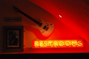 Hard Rock Cafe München Restrooms