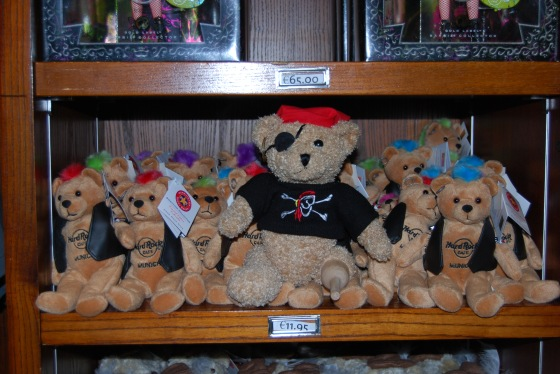 Jack Bearow und die Hard Rock Bears