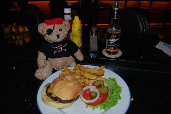 Jack Bearow im Hard Rock Cafe München