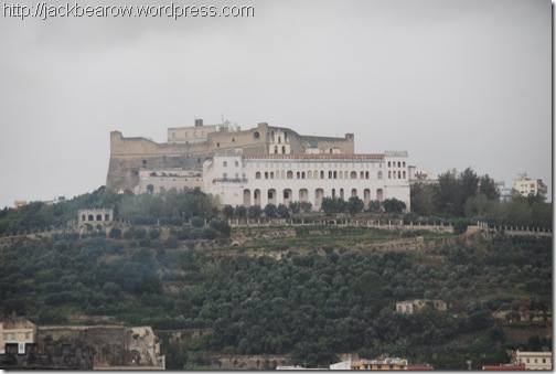 Burg-Neapel