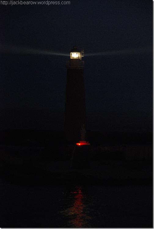 Neapel-Leuchtturm