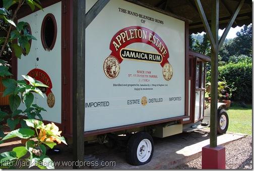 Appleton-Rum-Truck