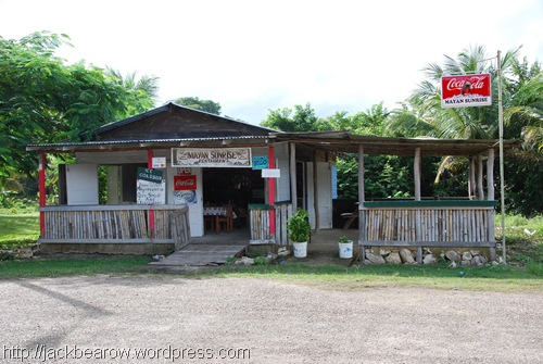 Belize-Restaurant