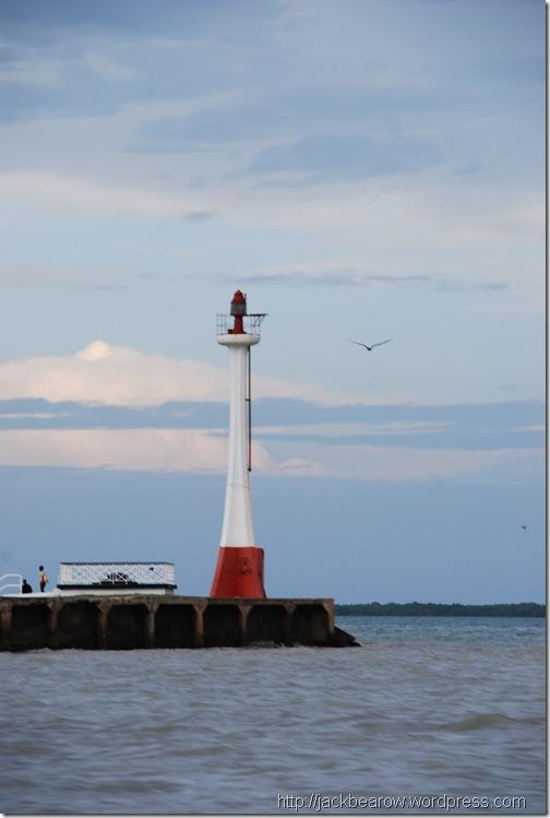 Leuchtturm-Belize