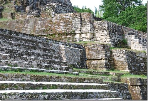 Maya-Bauwerk-Altun-Ha