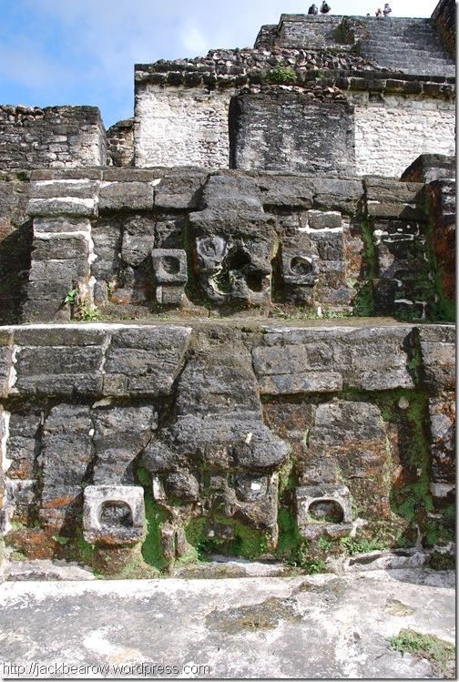 Maya-Sonnengott-Altun-Ha-Belize