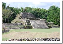 Tempelanlage-Maya-Altun-Ha-Belize