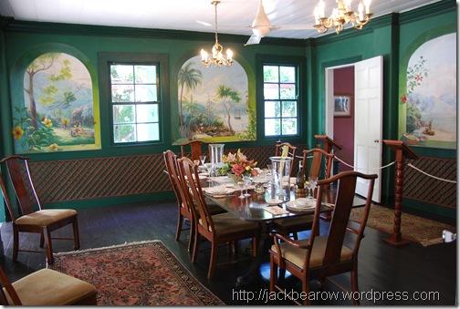 Konsulat-Dinnerroom