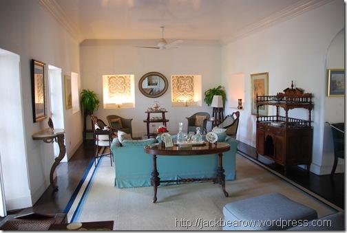 Konsulat-Wohnzimmer