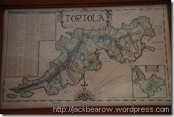 Tortola-Karte