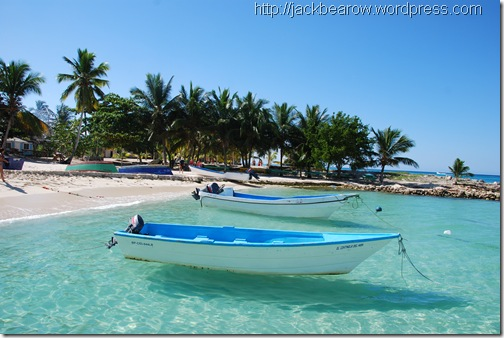 Isla Saona - Saona Island - Saona Beach