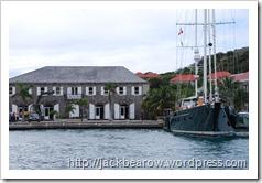 2.St.Barth-Gustavia-Hafen