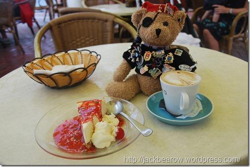 Kaffee Kuchen-in-Willemstad