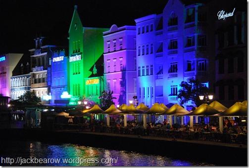 Willemstad-bei-Nacht