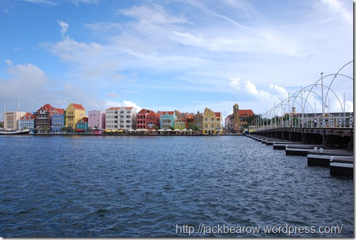 Willemstad bei Tag