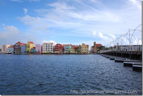 Willemstad bei Tag