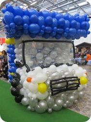 Caravan-Luftballon