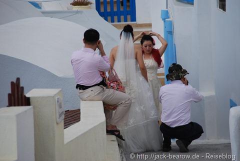 Hochzeit Santorin Greece Griechenland Wedding