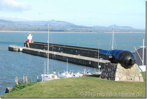 Irland-Wicklow-Leuchtturm
