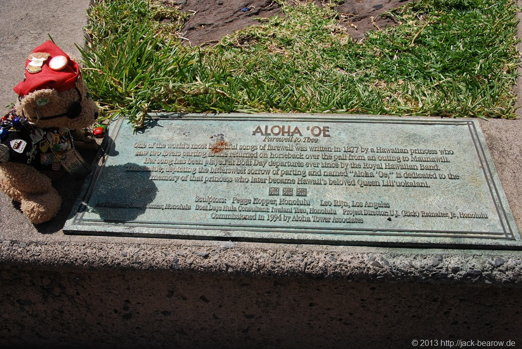 aloha oe in reference with jack Aloha oe is a short story by jack london, an american author  where a an  apparently derisive reference is made to someone of mixed blood.