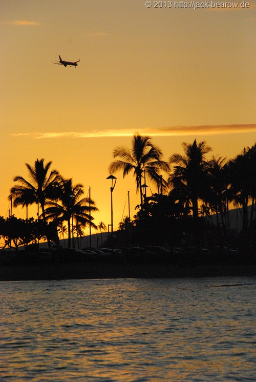 18_Sonnenuntergang-Waikiki-Beach-Oahou-Hawaii